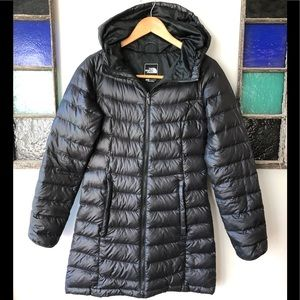 North face parka
